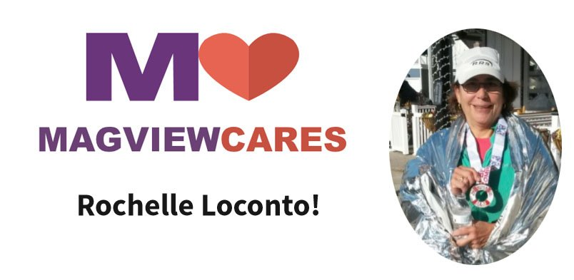 , MagView Celebrates Rochelle Loconto
