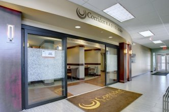 , Technology Meets Patient Care at Corridor Radiology, Iowa City