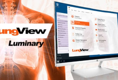 LungView Luminary Launches Alongside a New Website