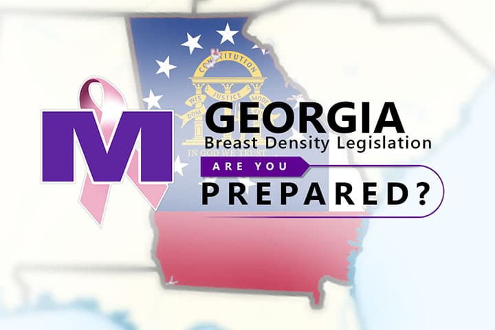 , Georgia Breast Density Law – How Will You Comply?