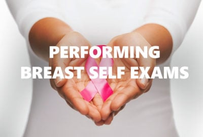Clear & Simple Breast Self-Exam Guidelines