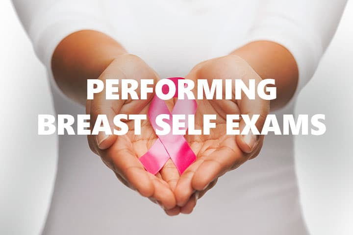 , Clear & Simple Breast Self-Exam Guidelines