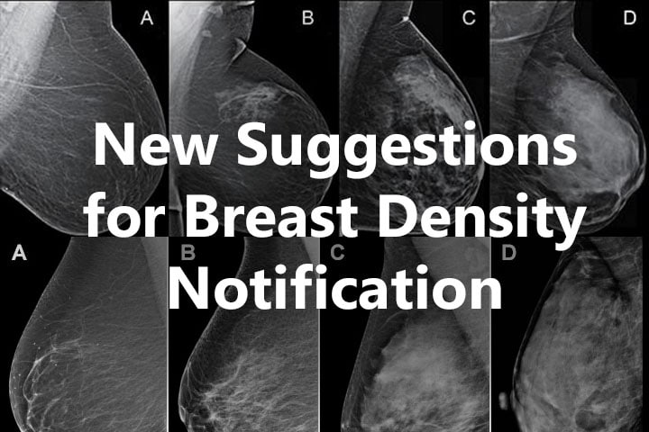 , New Findings Suggest Breast Density Guideline Changes