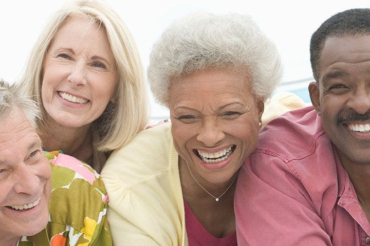 , 10 Secrets for Healthy Aging in Women