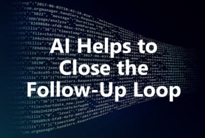 AI Helps to Close the Follow-up Loop