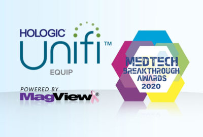 Unifi™ EQUIP Powered by MagView Wins MedTech's Best New Technology Solution for Imaging