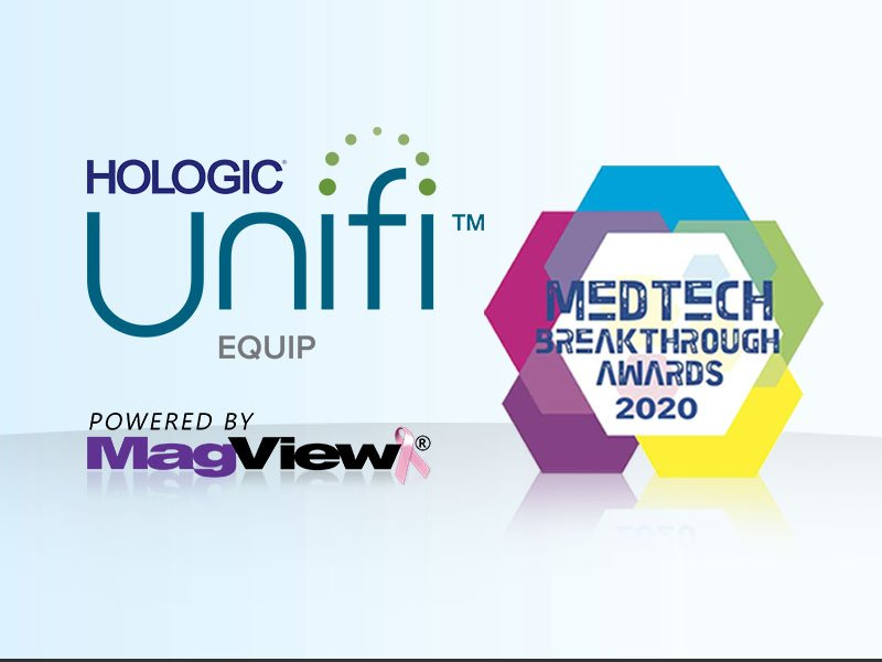 , Unifi™ EQUIP Powered by MagView Wins MedTech's Best New Technology Solution for Imaging